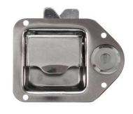 Paddle Latch Lock - Subaru Key
