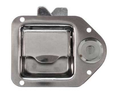 Paddle Latch Lock - Ford Key