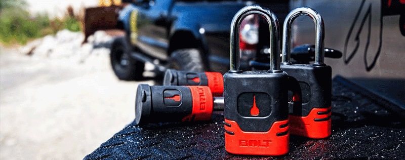 BOLT Jeep Accessory Locks