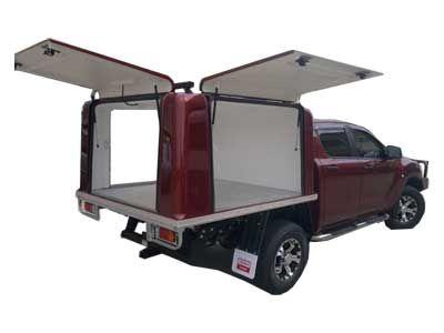Easy Access Canopy