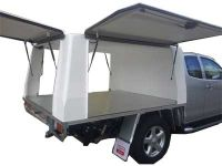 Commercial Canopy - Mazda BT-50