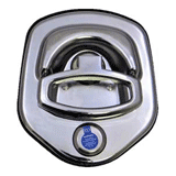 COMPRESSION LOCKS - CHROME