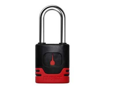50mm Padlock - Land & Range Rover Key