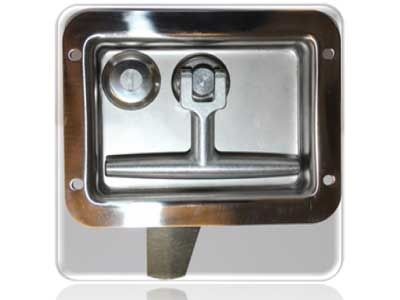 T Handle Lock (Top Latch) - Holden Key