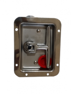 T Handle Lock (Side Latch) - Chyrsler & Dodge Key