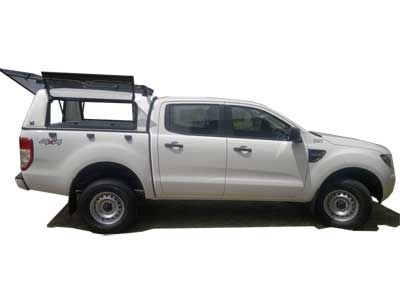 Tradie Canopy - Ford Ranger