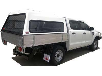 Trayback Canopy - Mazda BT-50