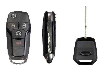 Land Rover Keys